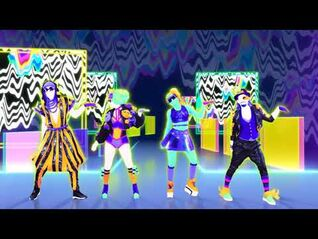 Just Dance 2018 Extract - Swish Swish (NO GUI)