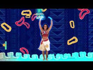 Just Dance 2020- Disney's Moana - How Far I'll Go (MEGASTAR)