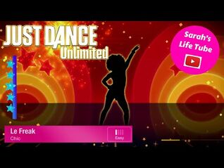 Le Freak, Chic - SUPERSTAR - Gameplay - Just Dance 1 Unlimited -PS5-