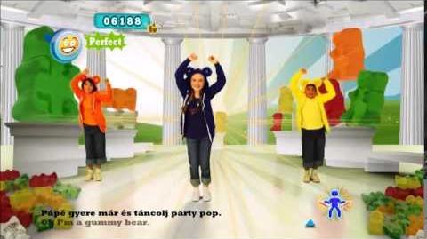 I'm A Gummy Bear (The Gummy Bear Song) - Just Dance Kids 2