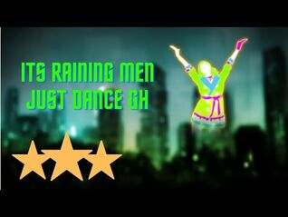 Just Dance Greatest Hits - Raining Men By The Weather Girls - 3*