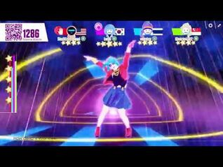 Just Dance Now- How Deep Is Your Love (5 stars)