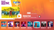 Uptownfunk jdnow menu updated