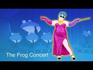Just Dance 2020 Kids - The Frog Concert