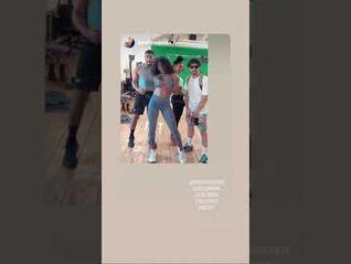 Just Dance 2021 - Rain On Me (Rehearsal)