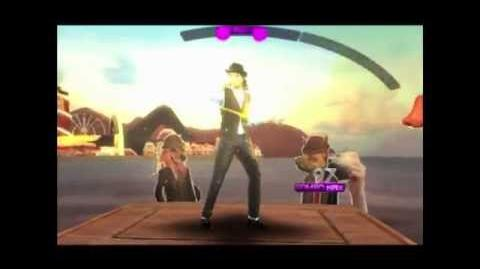 Leave Me Alone -Michael Jackson the Experience (PSVita and 3DS)