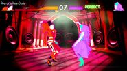 BassVsLoveSongDUEL gameplay