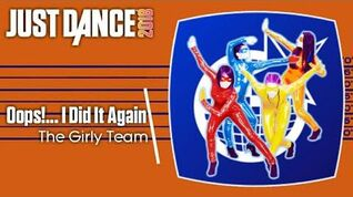 Just Dance 2018 (Unlimited) Oops!..