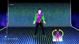 Just Dance 4 - Good Feeling (Mashup)