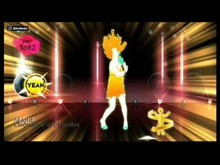 Just dance 2 Proud Mary