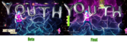 Youth background comp