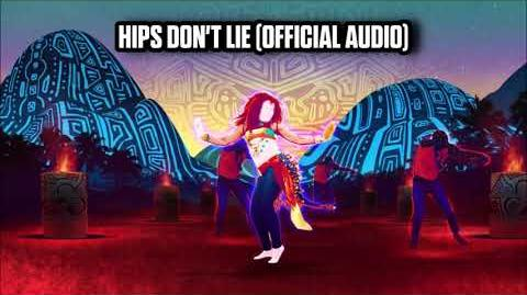 Hips Don't Lie (Official Audio) - Just Dance Music
