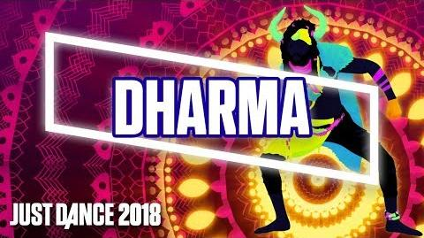 Just Dance 2018- Dharma by Headhunterz & KSHMR - Official Track Gameplay -US-