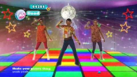 Just Dance Kids 2 Shake Your Groove Thing