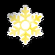 Letitgo snowflake golden ava