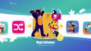 Magichalloweenkids jd2018 kids menu