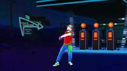 Bailar beta gameplay