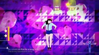 Heartbeat Song-Oficial Gameplay-Just Dance 2016