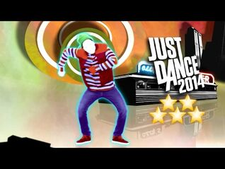 5☆ stars - Troublemaker - Just Dance 2014 - Kinect