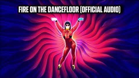 Fire On The Dancefloor (Official Audio) - Just Dance Music