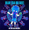Hit The Electro Beat-I'M BLUE 300232
