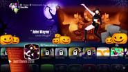 Johnwalt menu halloween