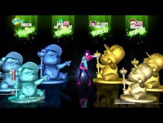 Just Dance 2015 - We Can't Stop - Miley Cyrus - 5* Gameplay - 1080p HD - Wii U