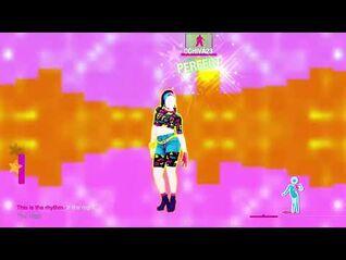 Just Dance 2020- Ultraclub 90 - Rhythm of the Night (MEGASTAR)