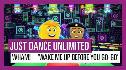 Wake Me Up Before You Go-Go (From The Emoji Movie) - Gameplay Teaser (UK)