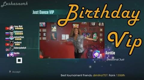 Birthday (Just Dance VIP) - Just Dance 2015