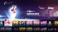 Californiagurls jd2016 menu