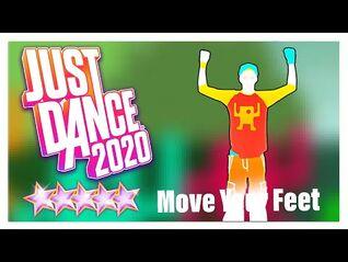 Just Dance 2020 - Move Your Feet by Junior Senior - MEGASTAR