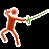 Livinlavidaloca sword picto