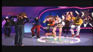 The Black Eyed Peas Experience Love You Long Time Kinect Gameplay
