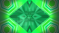 Green mashup background