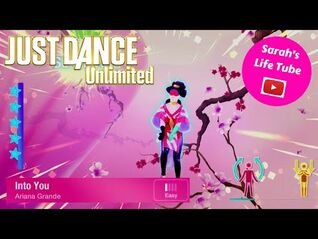 Into You, Ariana Grande - SUPERSTAR - Gameplay - Just Dance 2017 Unlimited -PS5-