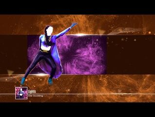 Lights - Ellie Goulding(Just Dance 2017)
