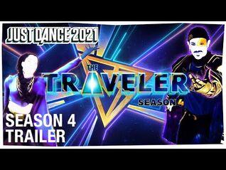 Season 4 The Traveler - Trailer (US)