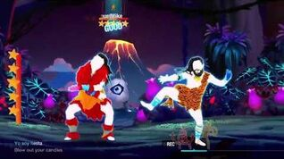 Taki Taki (Caveman Version) - Just Dance 2020
