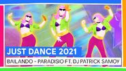 Bailandoparadisio thumbnail uk