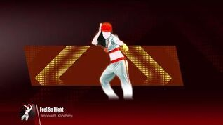 Feel So Right - Just Dance 2018