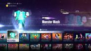Monstermash jd2016 menu