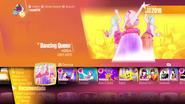 Dancingqueen jd2018 menu old