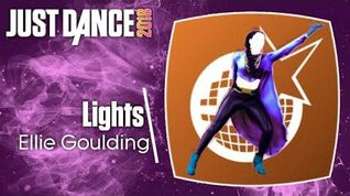 Just Dance 2018 (Unlimited) Lights