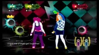 Just Dance Greatest Hits Girlfriend