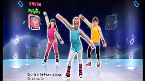 Just Dance Kids I Like To Dance