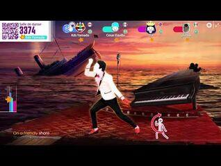 Just Dance Now - Love Boat 5 étoiles ⭐️⭐️⭐️⭐️⭐️
