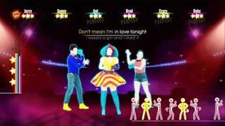Just Dance Unlimited - I Kissed a Girl - Katy Perry - On Stage Mode - 6 Player gameplay
