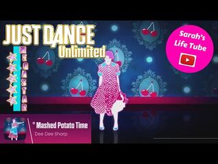 Mashed Potato Time - Just Dance 2018