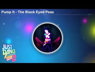 Pump It - The Black Eyed Peas - Just Dance Wii 2